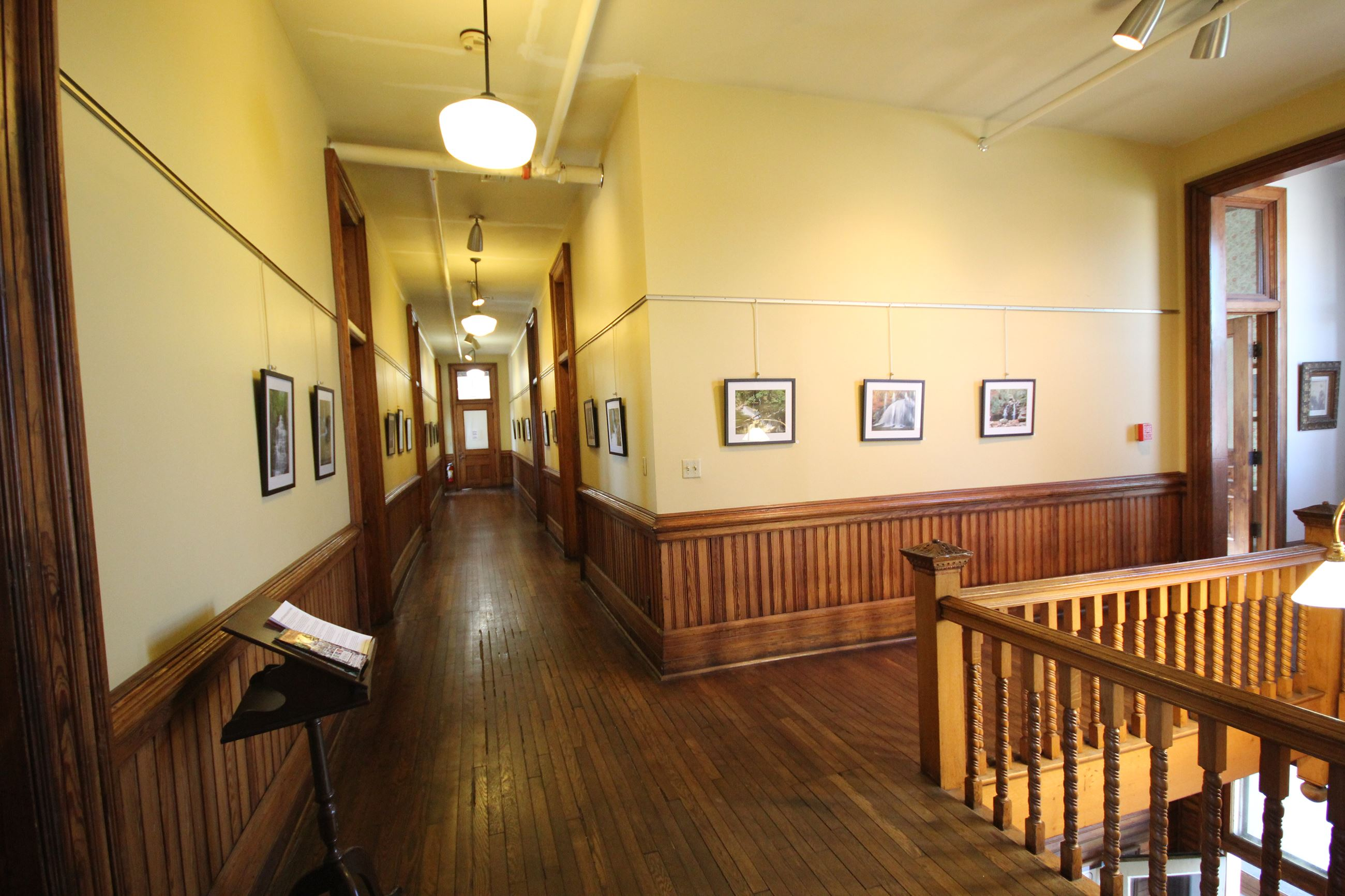 Depot Upstairs Gallery    6933