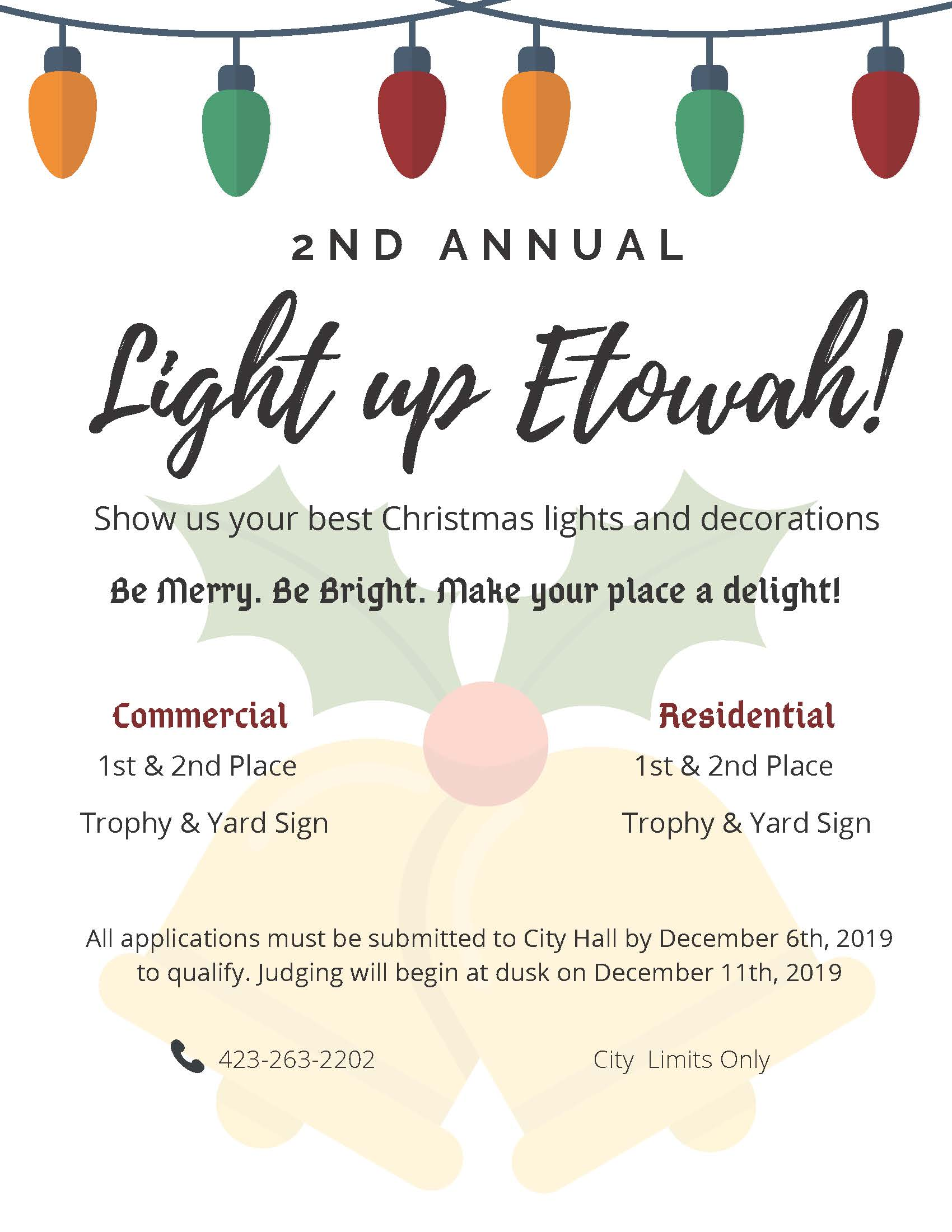 2nd annual Light up Etowah Flyer(1)